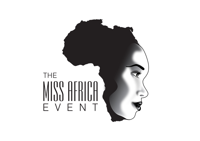 Corporate identity Logo Design Miss Africa