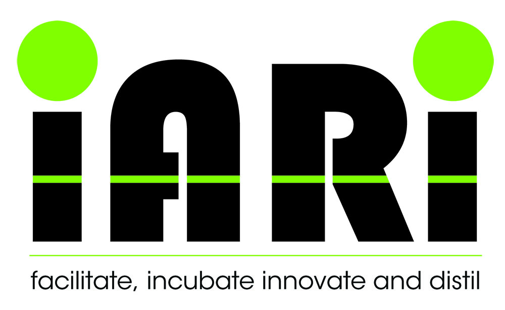 Corporate identity Logo Design IARI