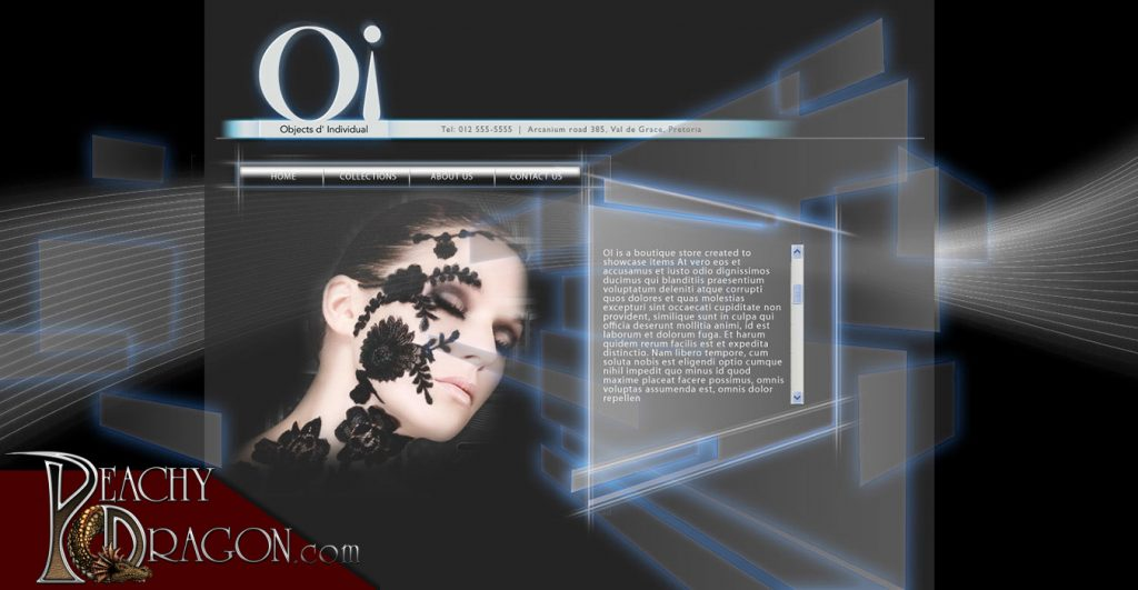 web design - Oi