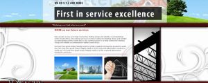 Website design - Cliffton